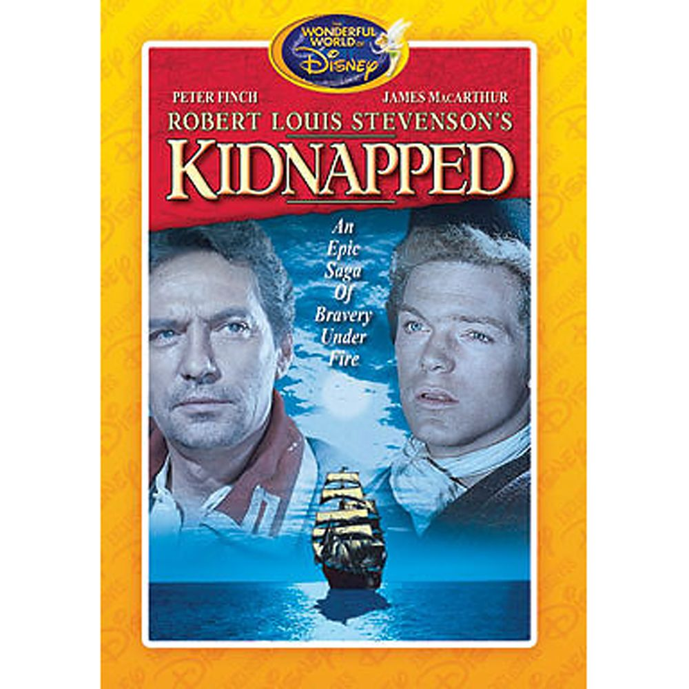 Kidnapped DVD Official shopDisney