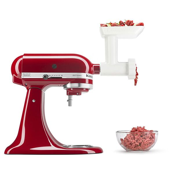 KitchenAid® Artisan 4.7 Lt Blender Combo + KitchenAid® Meat Mill Attachment