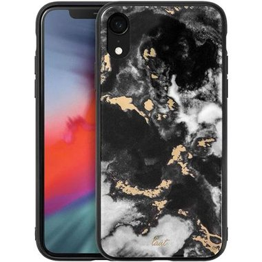 Laut IP18MMGMB Mineral Glass For iPhone XR