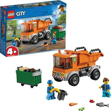 Lego 60220 The Garbage Truck