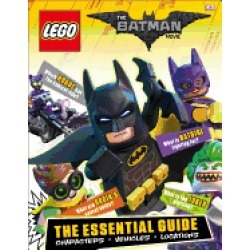 legor batman movie the essential guide characters vehicles locations