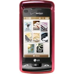 LG VX11000 enV Touch Snap-On Case - Pink (Bulk Packaging)
