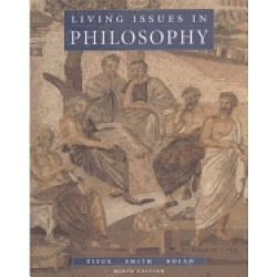 living issues in philosophy ninth edition