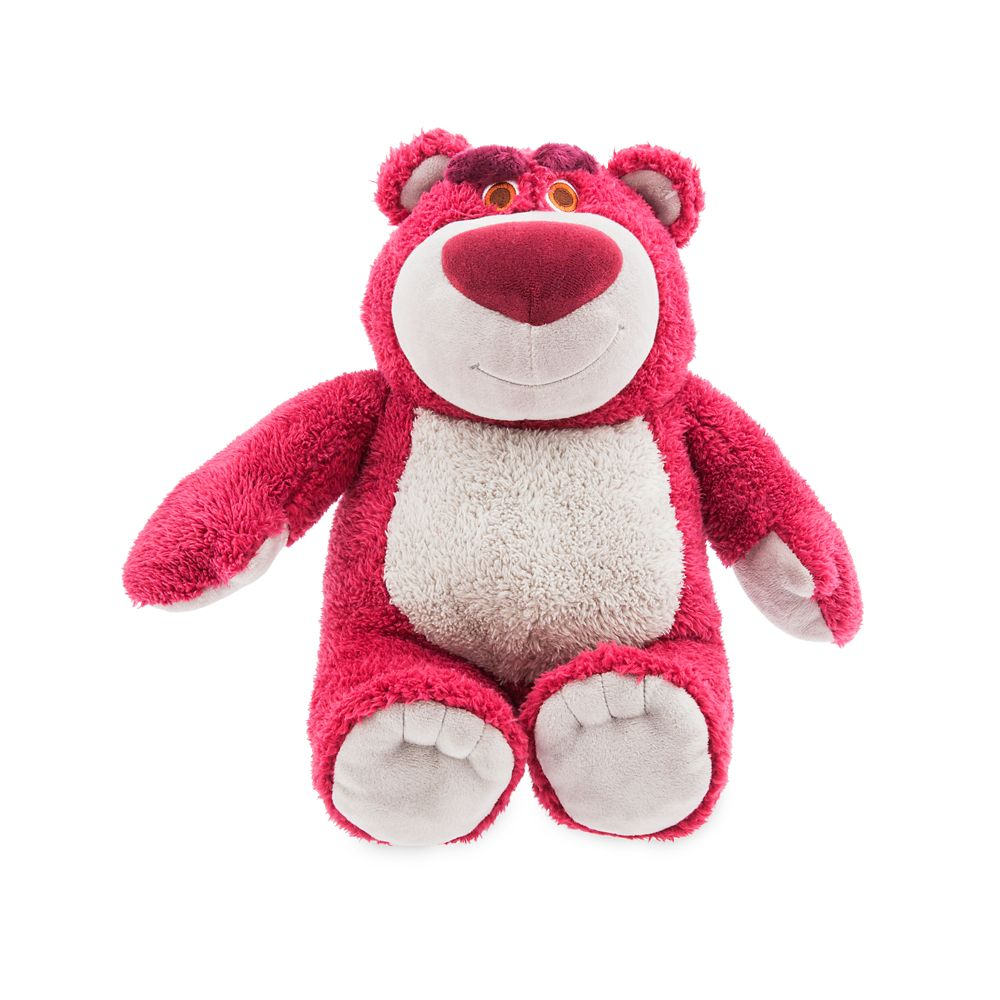 Lotso Scented Plush Toy Story Medium 12'' Official shopDisney