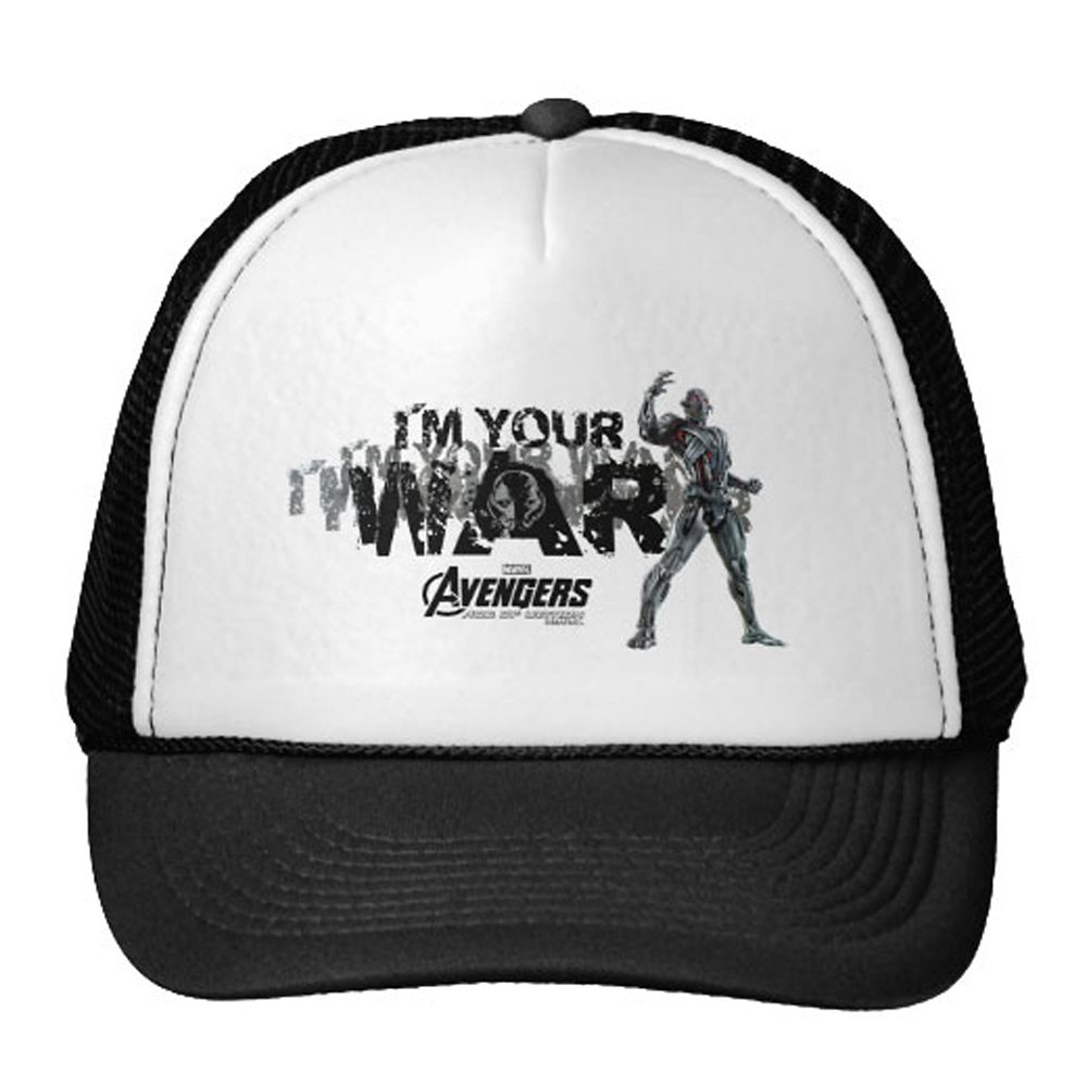 Marvel's Avengers: Age of Ultron Trucker Hat for Adults Customizable Official shopDisney