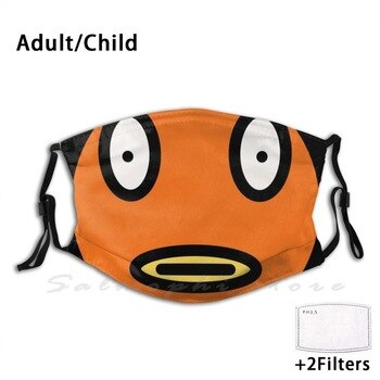 Mask Ugly Fishstick Epic Games Epic Video Games Video Game Nintendo Switch Playstation Playstation 4 Xbox Xbox One Pc Ugly Cute