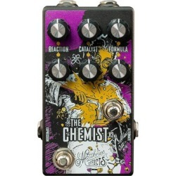 Matthews Effects The Chemist V2 Atomic Modulator Octave/Chorus/Phaser Guitar Effects Pedal