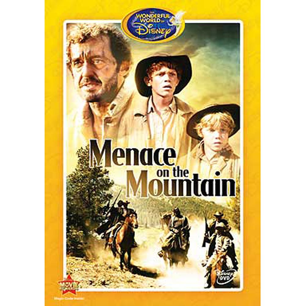 Menace on the Mountain DVD Official shopDisney
