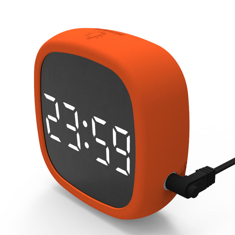 Meng Pet TV LED Display Digital Thermometer Multi-bed Children's Multi-function Snooze Function Thermometer