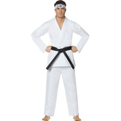 Men's Daniel LaRusso Costume - Cobra Kai by Spirit Halloween
