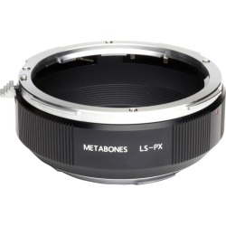 Metabones Pentax 67 Lens to Leica S Adapter - Black