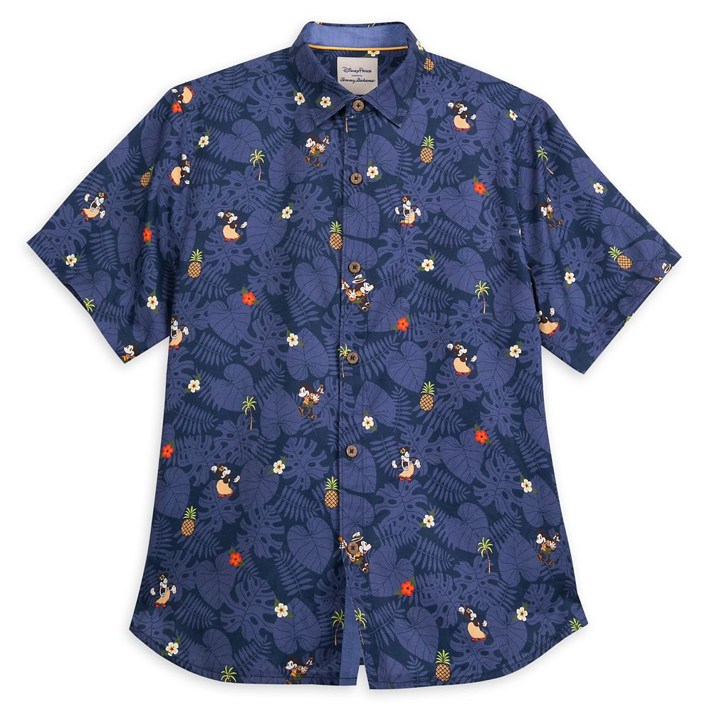 Mickey and Minnie Mouse Vacation Shirt for Men by Tommy Bahama Official shopDisney