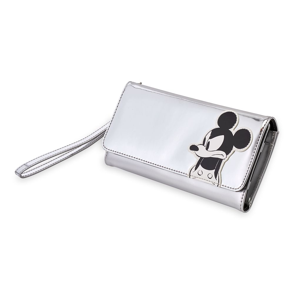 Mickey Mouse Grayscale Wallet Official shopDisney