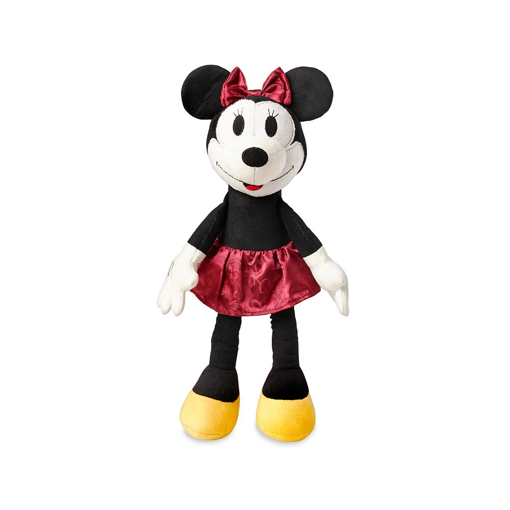 Minnie Mouse Crafted Plush Small 11'' Official shopDisney
