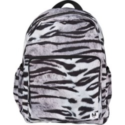 Molo White Tiger Big Backpack One Size