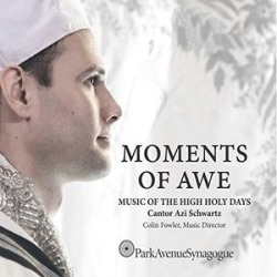 Moments Of Awe/Music Of The High Holidays