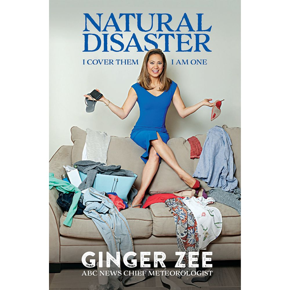 Natural Disaster Book Official shopDisney