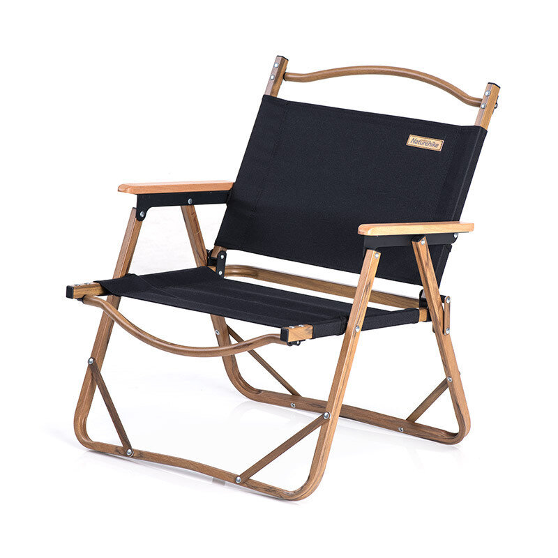 Naturehike 600D Oxford Folding Chair Portable Ultra-Light Fishing Chair BBQ Seat Max Load 120kg For Camping Travel