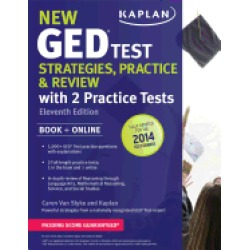 new gedr test strategies practice and review with 2 practice tests book onl