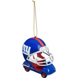 New York Giants Field Car Ornament