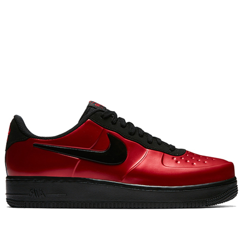 Nike Air Force 1 Foamposite Pro 'Cough Drop' Metallic/Gym Red Sneakers/Shoes AJ3664-601 (Size: US 10)