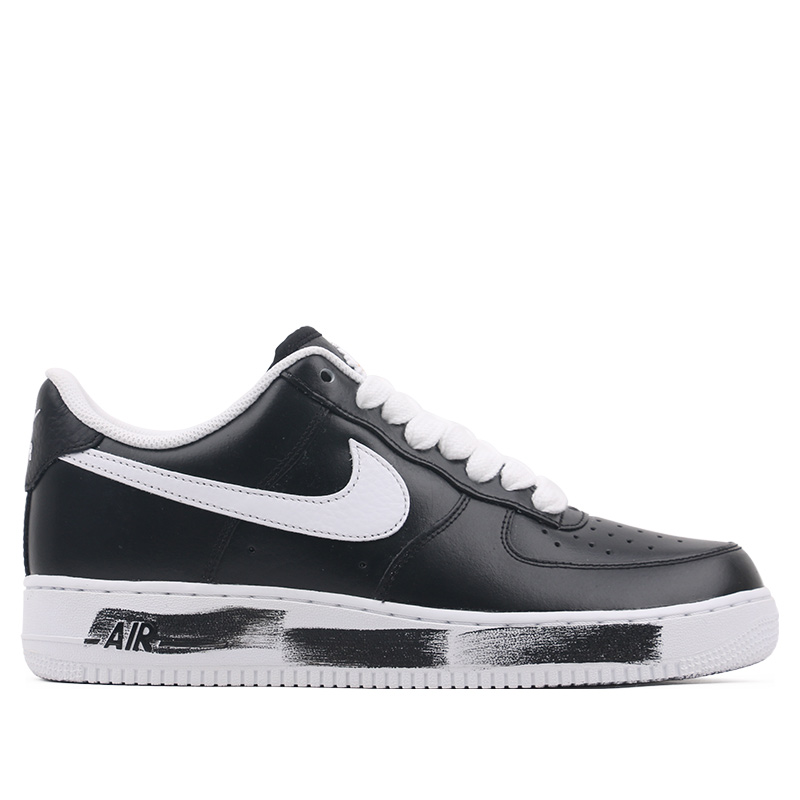 Nike Air Force 1 Para-Noise G-Dragon - Black Sneakers/Shoes AQ3692-001 (Size: US 11)