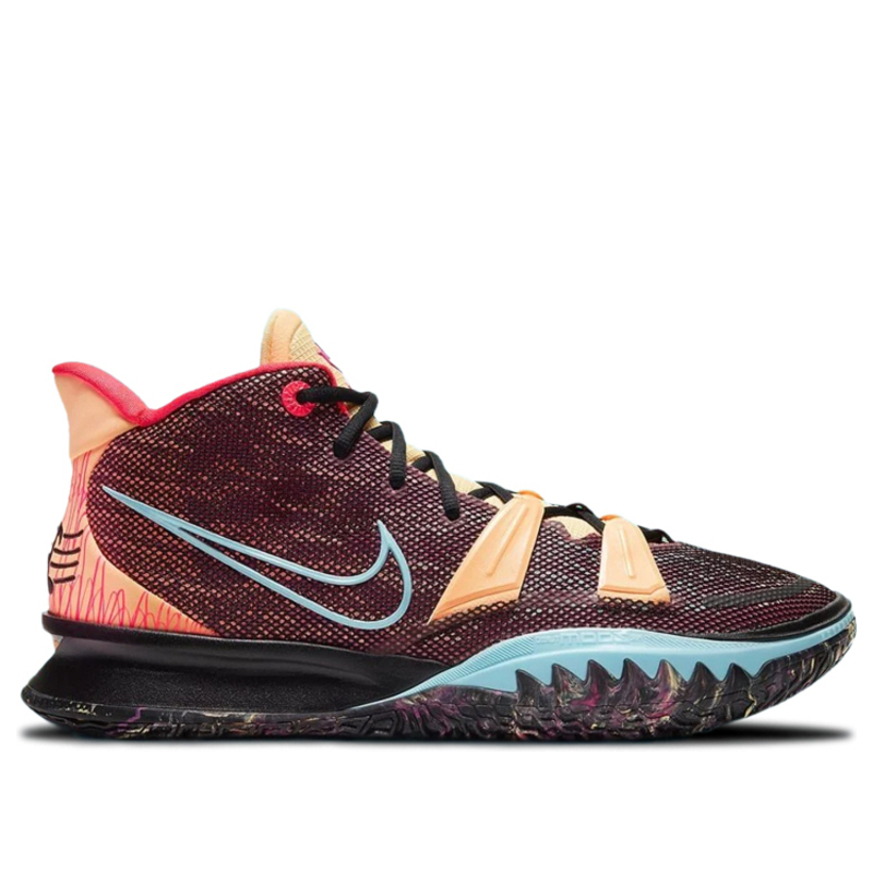 Nike Kyrie 7 EP Soundwave Basketball Shoes/Sneakers DC0589-002 (Size: US 6)