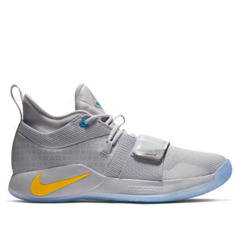 Nike PG 25 Playstation White (GS) Basketball Shoes/Sneakers BQ9677-100 (Size: US 6.5)