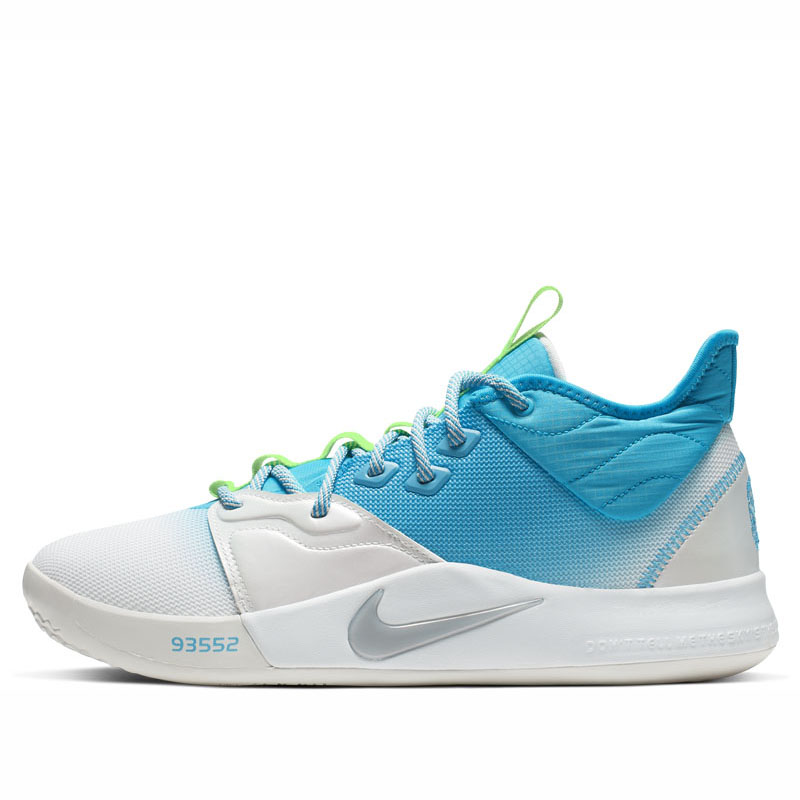 Nike PG 3 EP Platinum Tint Basketball Shoes/Sneakers AO2608-005 (Size: US 11.5)