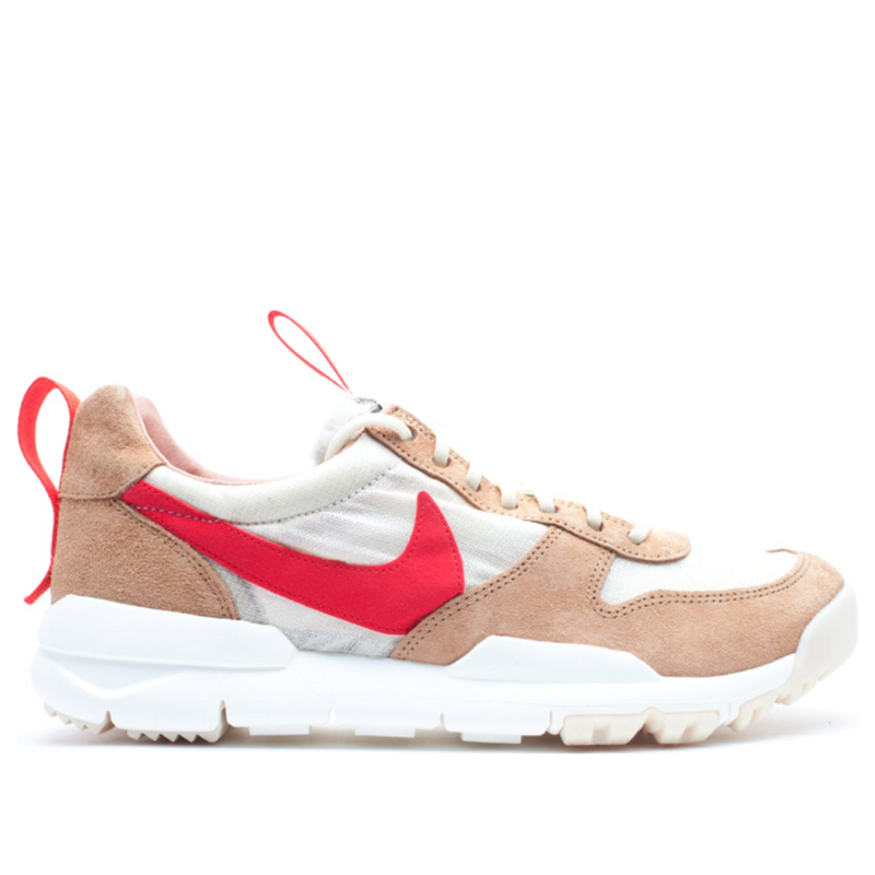 Nike Tom Sachs x Craft Mars Yard 'Tom Sachs' Natural/Sport Red-Maple Marathon Running Shoes/Sneakers 519329-160 (Size: US 11.5)