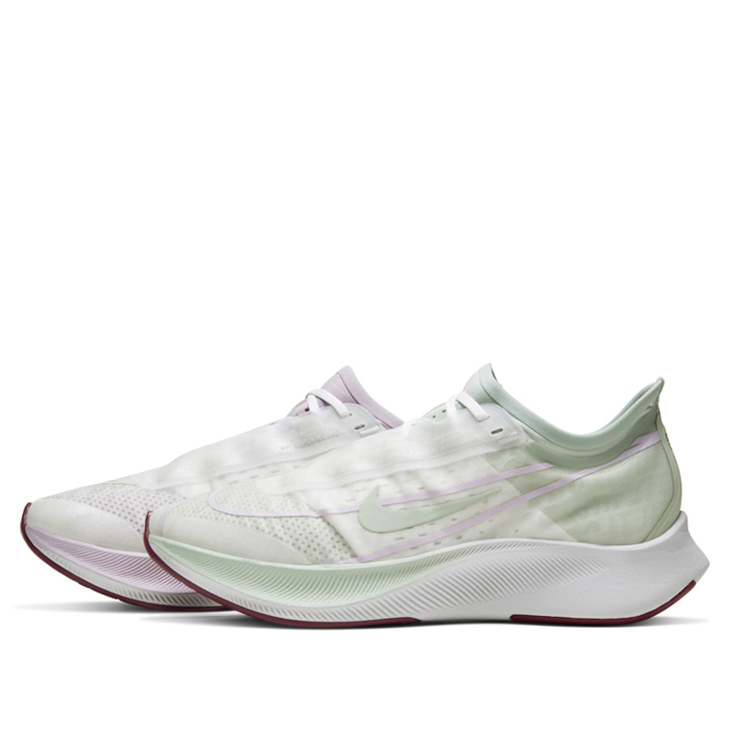 Nike Womens WMNS Zoom Fly 3 Valentines Day Marathon Running Shoes/Sneakers CU2999-191 (Size: US 6)