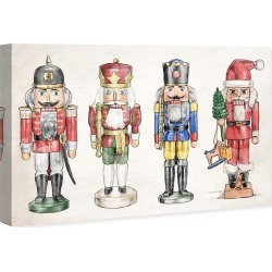 Nutcrackers by Oliver Gal