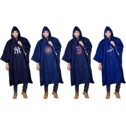 Officially Licensed MLB Poncho - Pirates