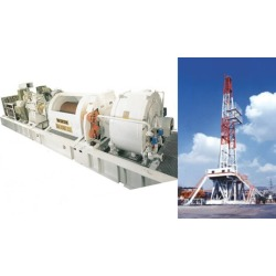 OIL And Gas Drilling Rig Draw works-Master Course