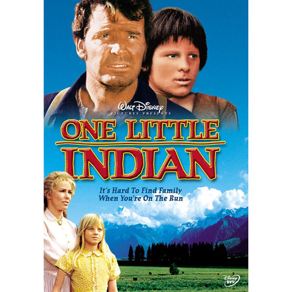 One Little Indian DVD Official shopDisney