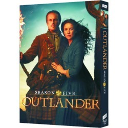Outlander: Season 5 Dvd & Blu-ray - Blu-ray