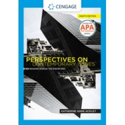 perspectives on contemporary issues with apa 7e updates