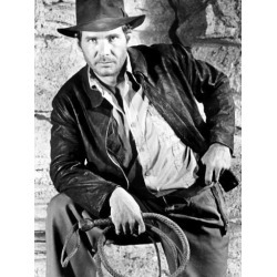 Photo Print: Poster: Indiana Jones Poster, 24x18in.