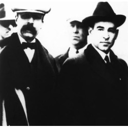 Photo Print: The Last Public Appearance in 1927 of the Sacco and Vanze