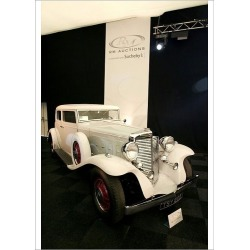 Photograph. Automobiles of London Car Auction