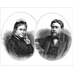 Photograph. Spurgeon and Mrs s