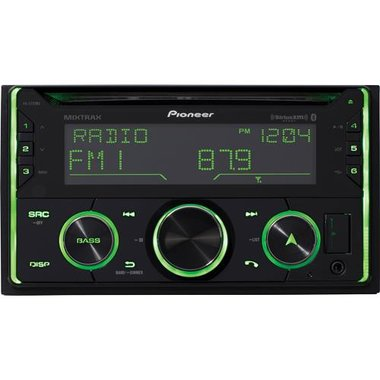 Pioneer FH-S722BS Bluetooth Indash Car Stereo