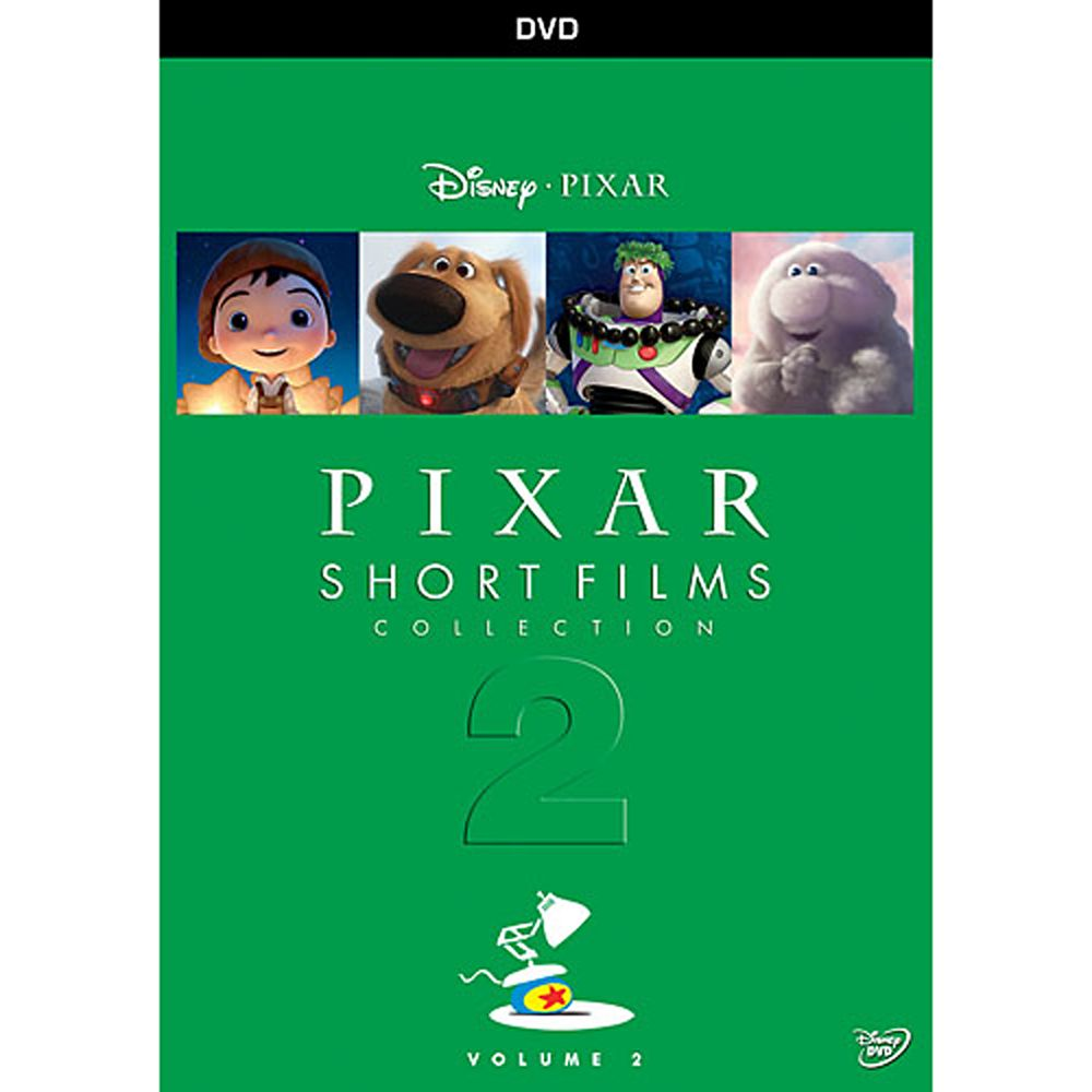 Pixar Short Films Collection Volume 2 DVD Official shopDisney