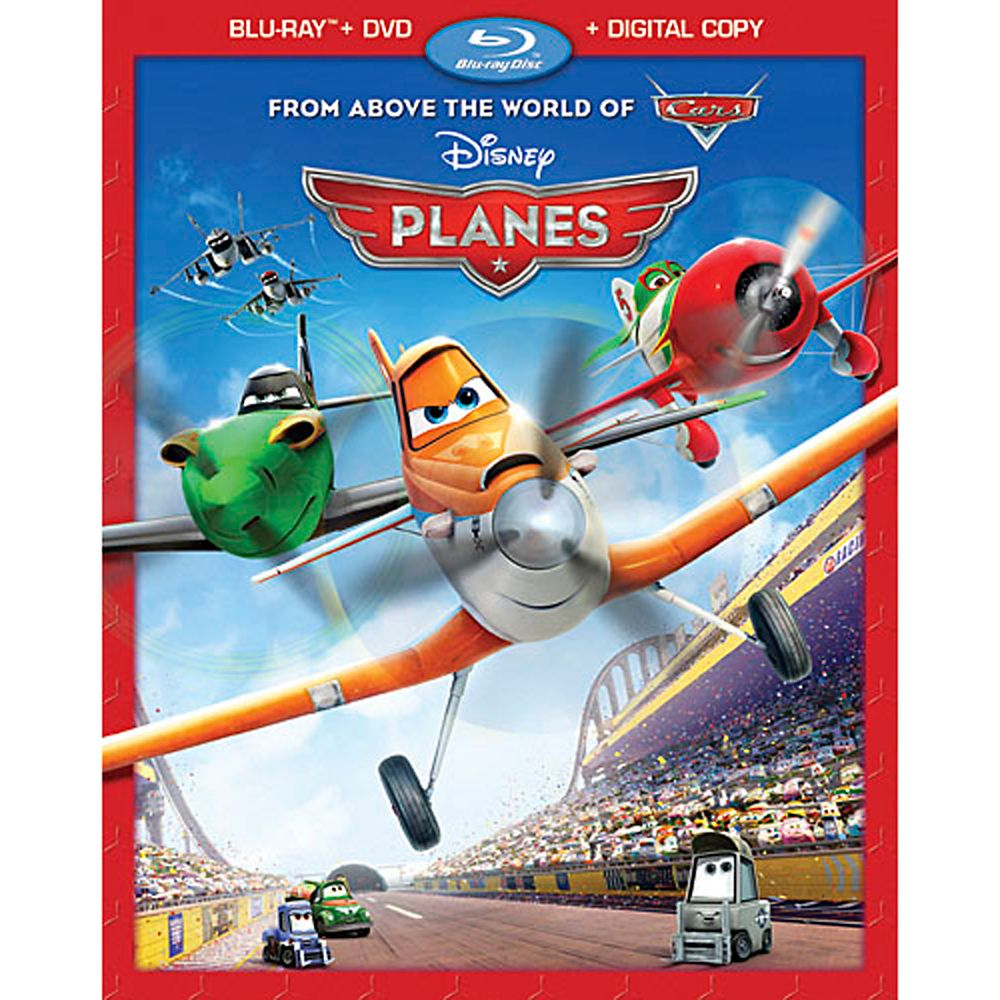 Planes 2-Disc Combo Pack Official shopDisney