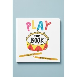 Play This Book By Anthropologie in White