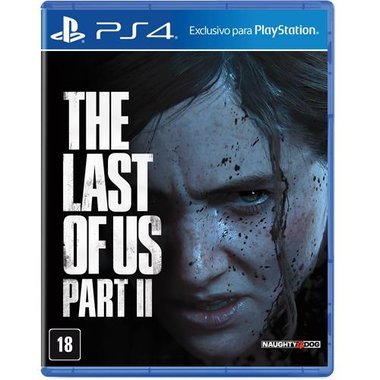 PlayStation 4 3003180 The Last Of Us Part II