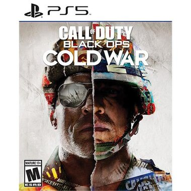PlayStation 5 047875101128 Call Of Duty Black Ops Cold War Standard Edition