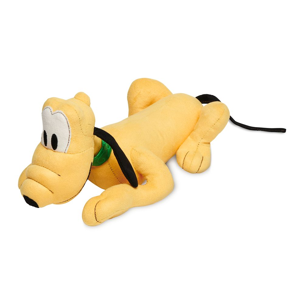 Pluto Crafted Plush Small 11'' Official shopDisney