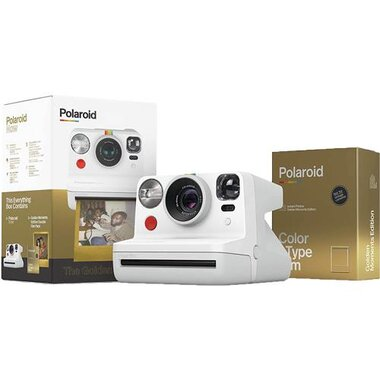 Polaroid PRD6093 All-In-One Now Golden Gift Box Edition