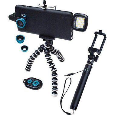 poser snap 98100 Universal Set Of Mobile Photo Accessories